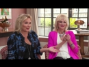 Fans, too much Ab-Fab is never enough – But the question is, what's too much for Joanna Lumley Jennifer Saunders?