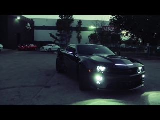 2012 Avorza Chevy Camaro Supercharged Widebody Edition - The Auto Firm by Alex Vega