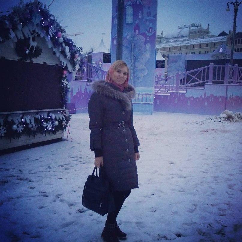 Анютка Игуменова | Москва