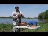 Рыболовная сумка Helios и ящик рыболова ТОНАР
