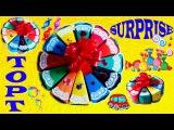 Торт с сюрпризами, такого даже Мисс Кейти и Мистер Макс не видели/ A cake with surprises inside!!!