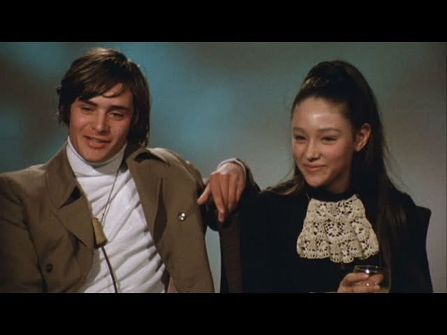 Then and Now: Leonard Whiting and Olivia Hussey (1967)