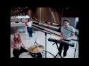 Metronomy - 16 Beat Live Music Video at Paris-Charles De Gaulle airport