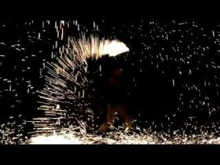 ATON. FIRE SHOW - 2015