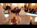 Веселая армянская свадьба.Танец жениха и невесты с сюрпризом. Беник и Анушик. BenAn