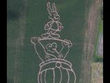 Der Asterix und Obelix Irrgarten von Weißkirchen