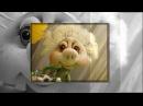 МК по изготовлению пушинок для кукол Одуван цветка одуванчик и мушки из пластики от Е Лаврентьевой