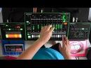 Roland Aira Deep House Live Jam TR-8, TB-3, VT-3