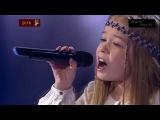 'Hallelujah'(Russian).The Voice Kids Russia 2016.ArtemJuliaMarselXenia.
