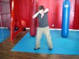 Donnie B. - Muay Training Muay Thai Elbow Technique