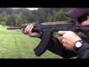 CzechPoint full auto vz 58 with Magpul handguard