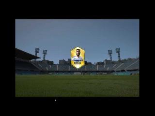 FIFA 16 Ultimate Team ЗОЛОТОЙ набор игроков и предметов #3