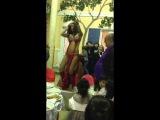 танец живота на цыганской свадьбе