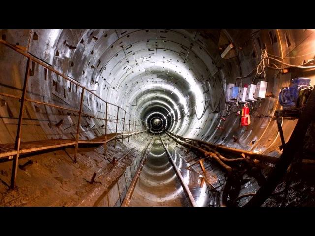 Новосибирец прошел омское метро