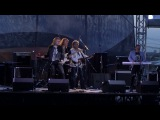 Белый Орёл - Севастополь,концерт на площади Захарова (23.04.2016)