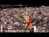 Randy Orton vs. Seth Rollins- Wrestlemania 31