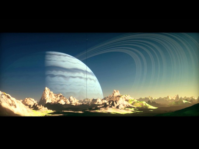 Fermi paradox - mercury | 60fps | Revision 2016 | 64k