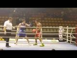 Ахмедов АлиKAZ vs Алехандро Фернандес ESP - 1 раунд