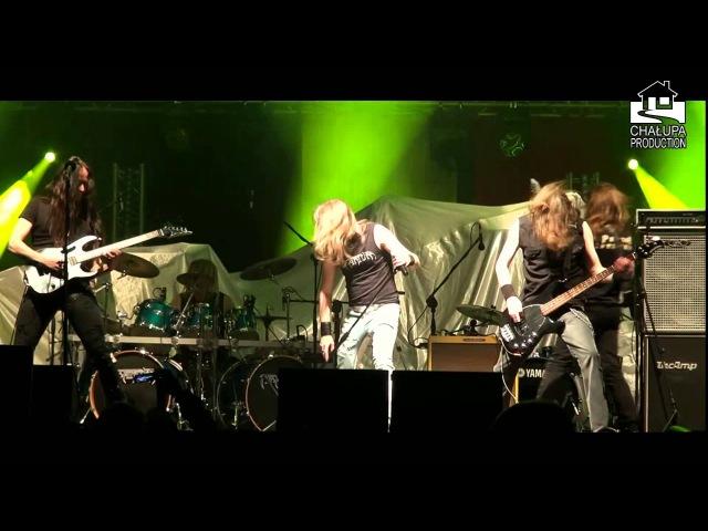 TITANIUM - Fullmoon - ( Sonata Arctica cover) official video