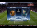fifa16  Карьера за Manchester United # 23 14 ЛЧ с Порту и АПЛ  со Шпорами