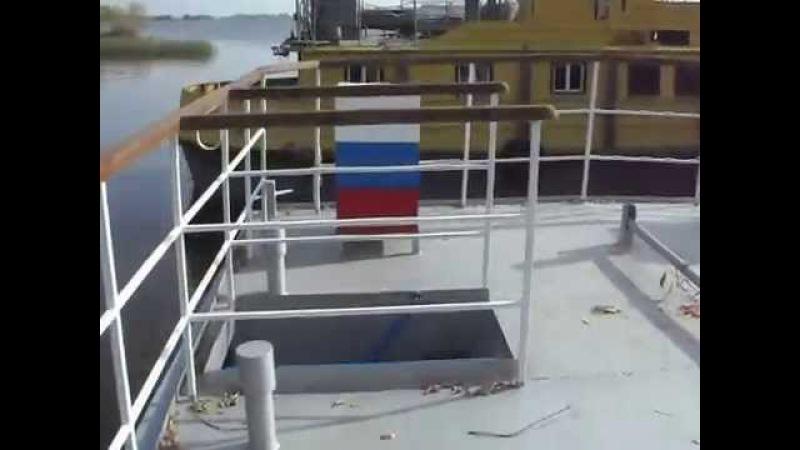 плавдача,верхняя палуба