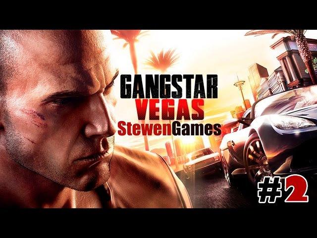 Прохождение игры Gangstar Vegas (Android) 2 (Погоня)