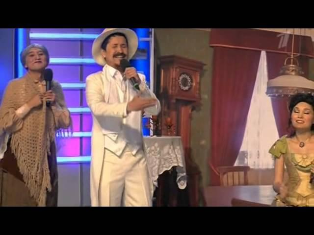 Азия MIX: Музыкальный сюжет. КВН-2014. Высшая лига. Первая 1/4 финала