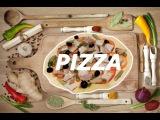 Дети и родители: Как приготовить пиццу. Готовит Маленькая Джулия.