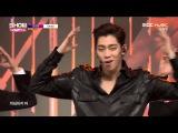160302 [Debut Stage] KNK (크나큰) - Heart (마음씨) + Knock @ Show Champion