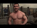 Giorgi Kavtaradze Bench press Training 230 kg Tbilisi Georgia Body Weight 75 kg