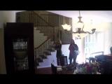 Жестокий розыгрыш, устроенный в доме, где снимался фильм