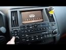 звучание AUX через касетник INFINITI FX 35 2003