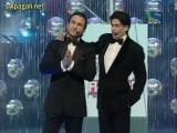 2007/2008 Filmfare Выступление Шахрукх Кхана и Саиф Али Кхана/4