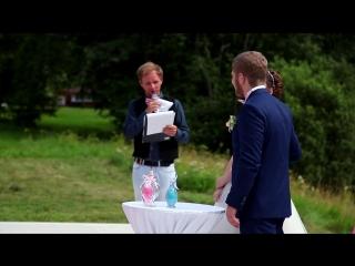 небольшой промо ролик ведущего в светящихся кроссовках Кирюхи Дементухи. Свадьба Дмитрия и Елены