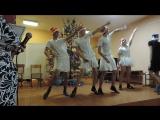 Танец пацанов КВН 2015