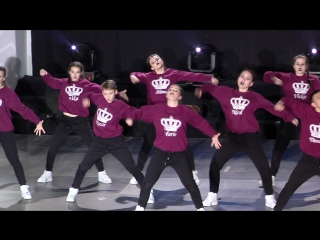 Haters MegaCrew Adults Hip Hop Rising | The Challenge Dance Championship