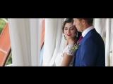 Прекрасная свадьба Антона и Анастасии Агешкиных