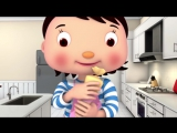 1, 2 What Shall We Do؟ ¦ Nursery Rhymes ¦ Original Song by LittleBabyBum