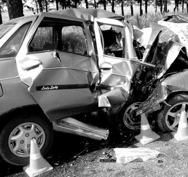 Недалеко от Таганрога в лобовом ДТП погибли 4 человека