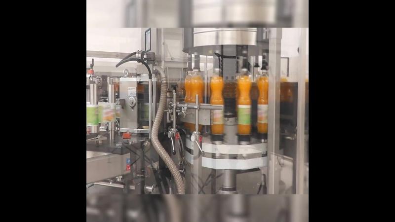 Производство сокосодержащего напитка Фруктовит
