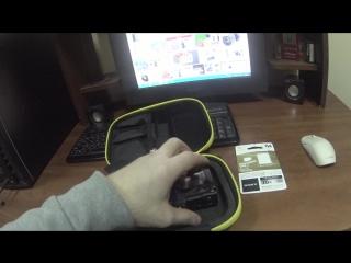 Обзор кейса для Action Cam от компании Sony