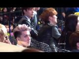 FANCAM 131122 MAMA @ EXO's Sehun &amp Luhan Focus - Anouncing Best Year Album