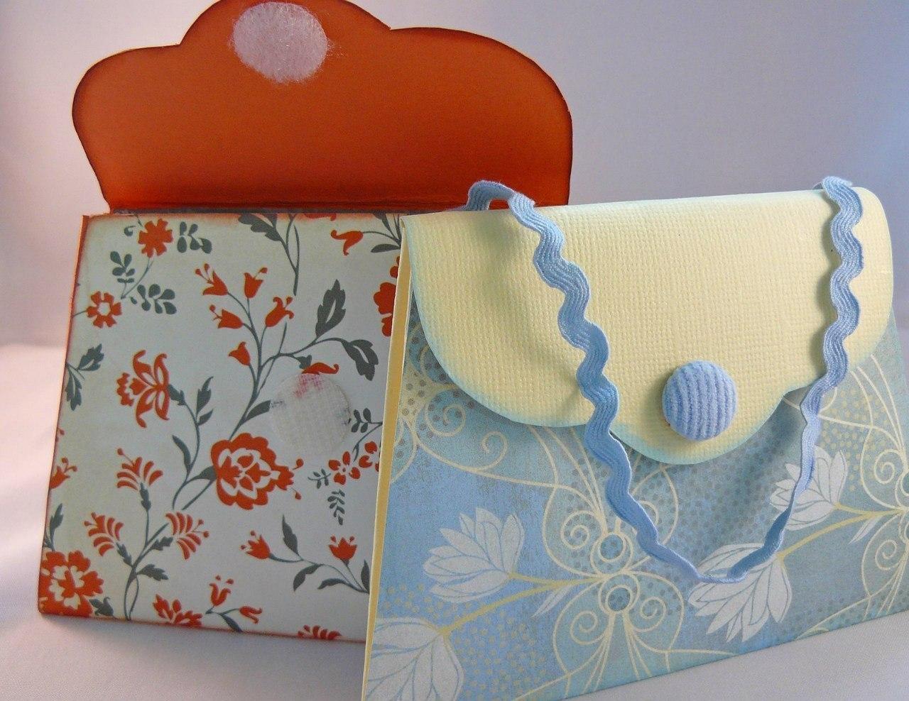 Как сделать сумку из бумаги в хорошем качестве