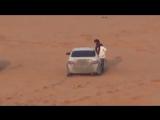 Как правильно ездить по пескам