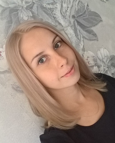 Анастасия Лашова