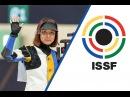 10m Air Rifle Women Final - 2016 ISSF World Cup in all events in Rio de Janeiro (BRA)