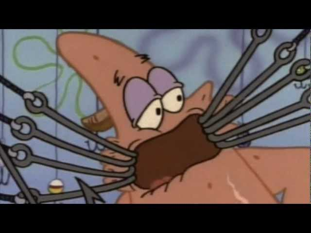 Guillotine by Death Grips Spongebob Squarepants Fan Made Montage
