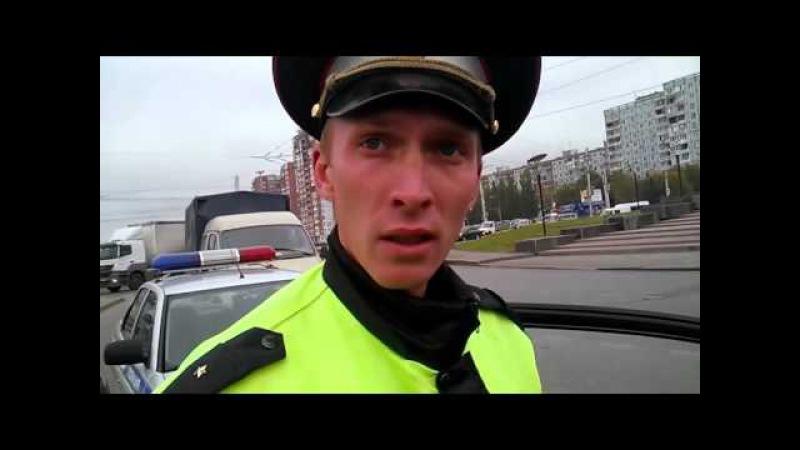 ДПС Беспредел Гаишник ломает автомобиль водителя Досмотр с пристратием ПРОДОЛЖЕНИЕ