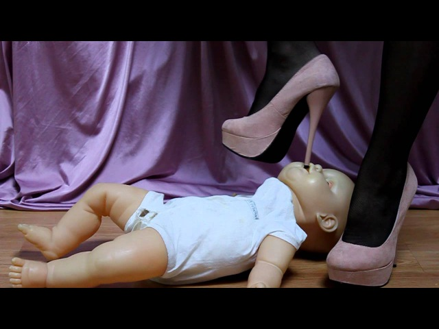 High Heel Baby Doll Trample