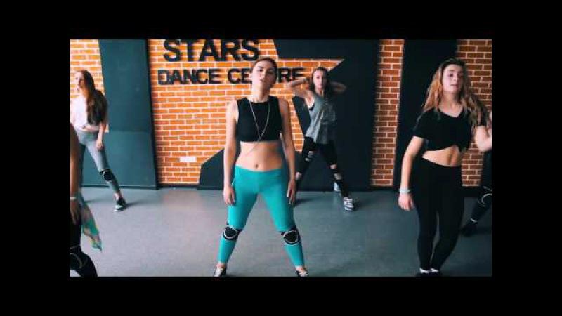 Major Lazer – Roll the Bass.Twerk by Анастасия Решетняк. All Stars Workshop 04.2016